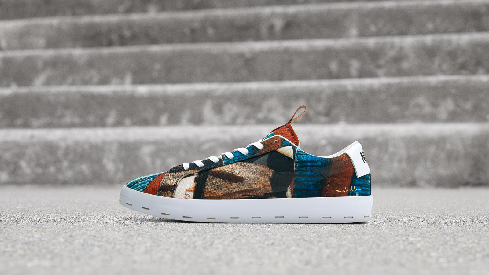Nike SB Blazer Low Salvator Michael Official Images and Release Date 0