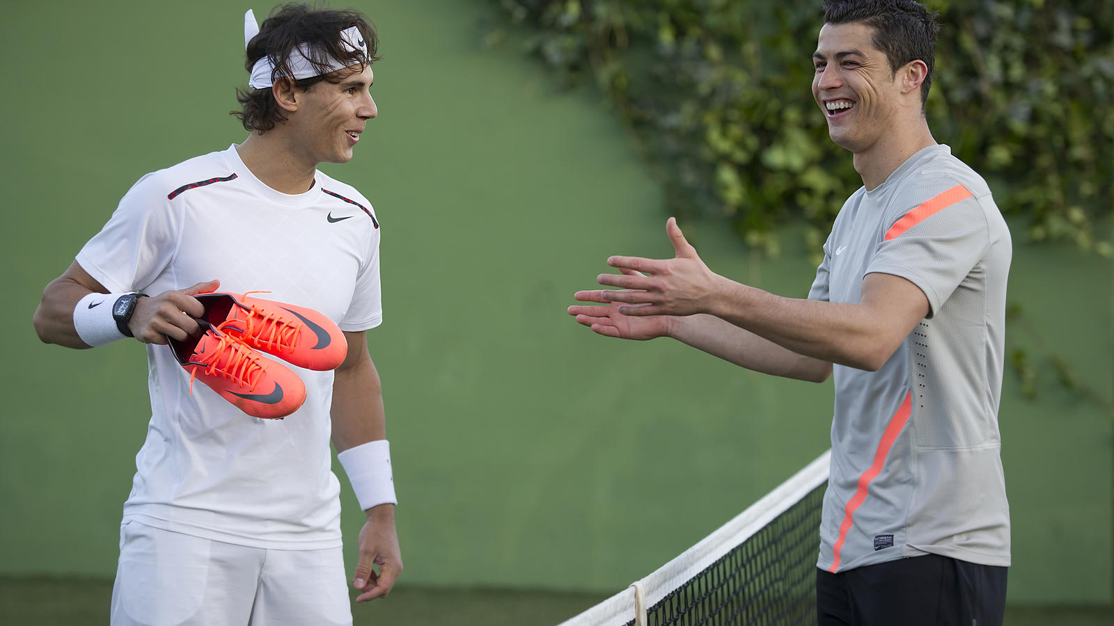 Cristiano Ronaldo Faces Off Against Rafael Nadal In New Film From Nike Football Nike News