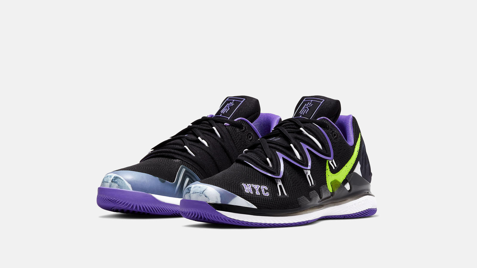 NikeCourt Air Zoom Vapor X KYRIE 5 Official Images and Release Date 0