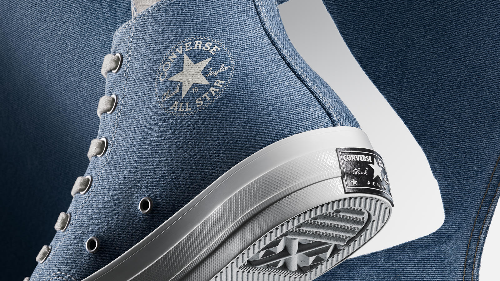 Converse Renew Denim Chuck 70 Collection 0