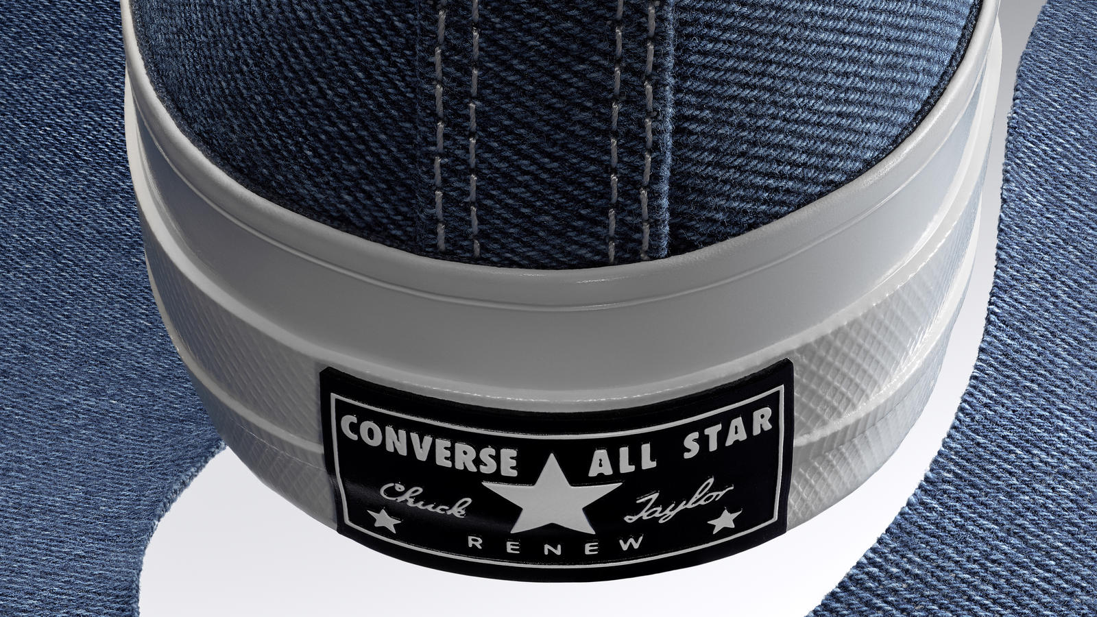 Converse Renew Denim Chuck 70 Collection Nike News