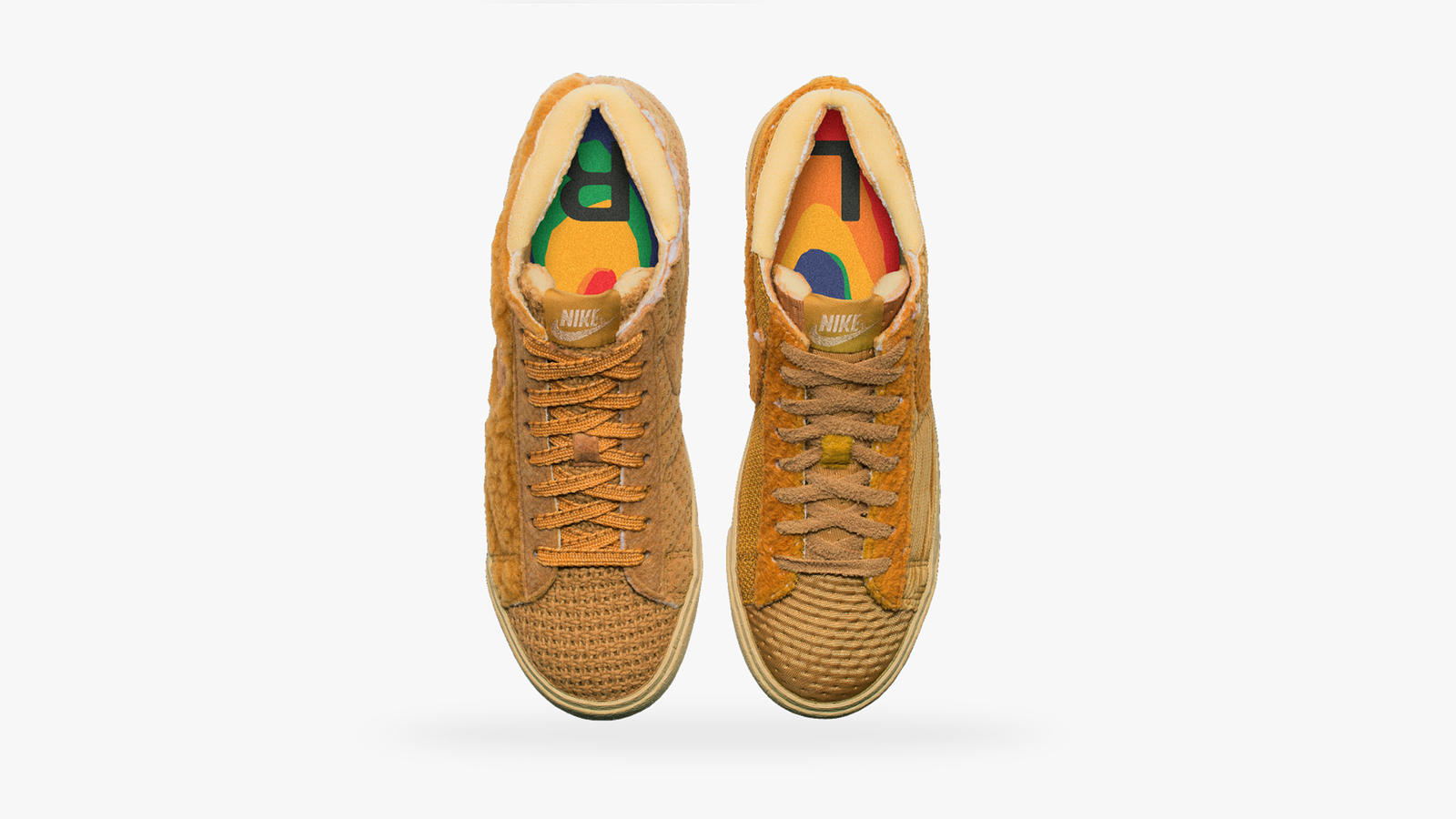 Nike Blazer CPFM Sponge By You official Release Info 11