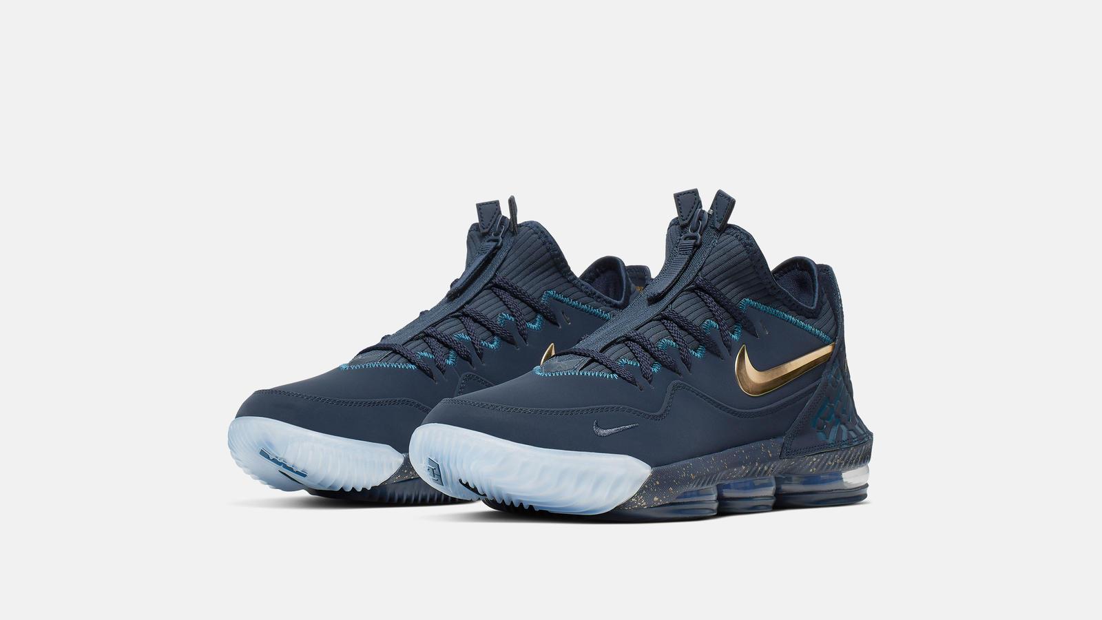 Nike LeBron 16 Low x Titan \