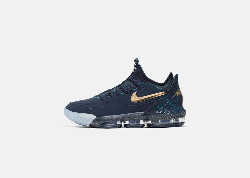 "Nike LeBron 16 Low x Titan ""Agimat"""