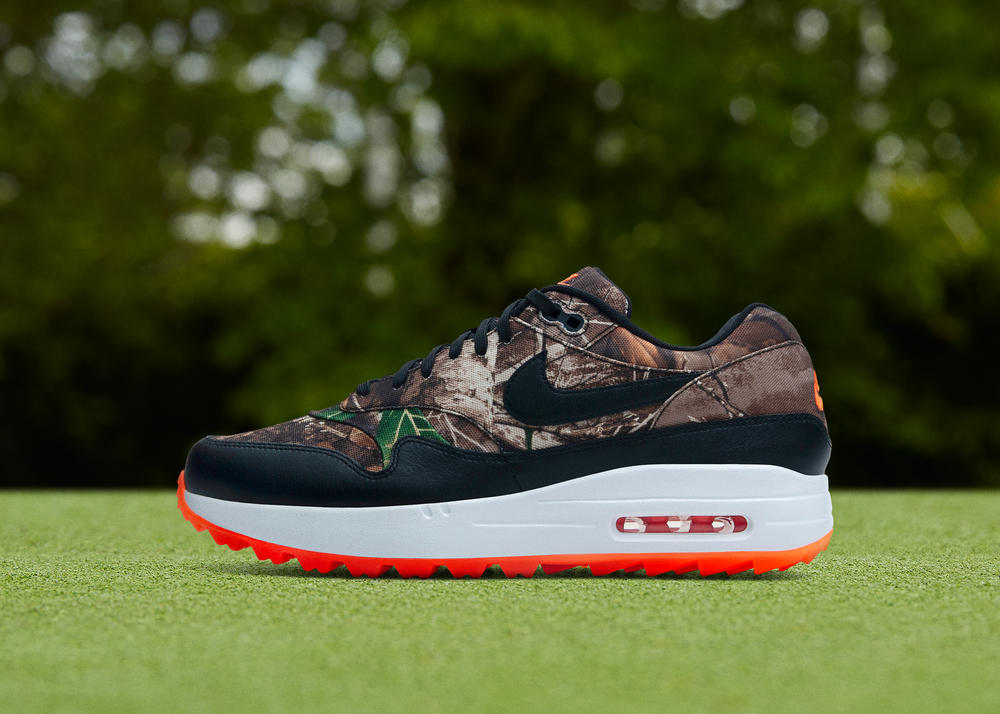 Nike Air Max 1 Golf Realtree Official Images and Release Date 0