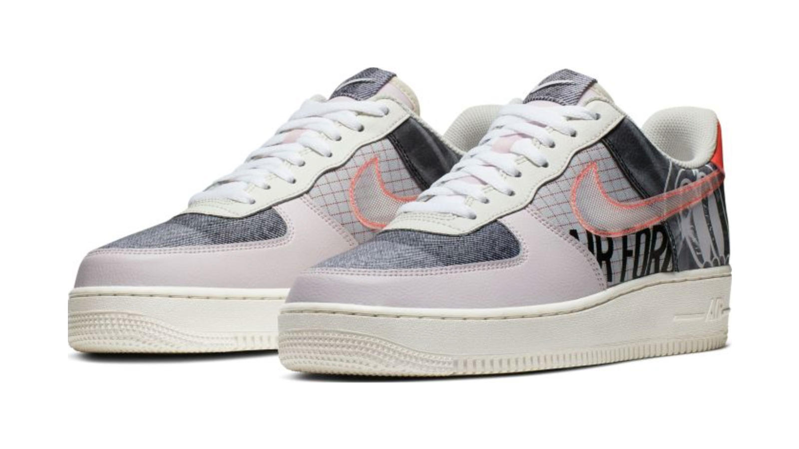 Nike Air Force 1 Zine Pack Official Images and Release Date 0