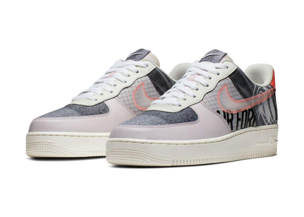 Flip Through Your Favorite Zines With This Air Force 1