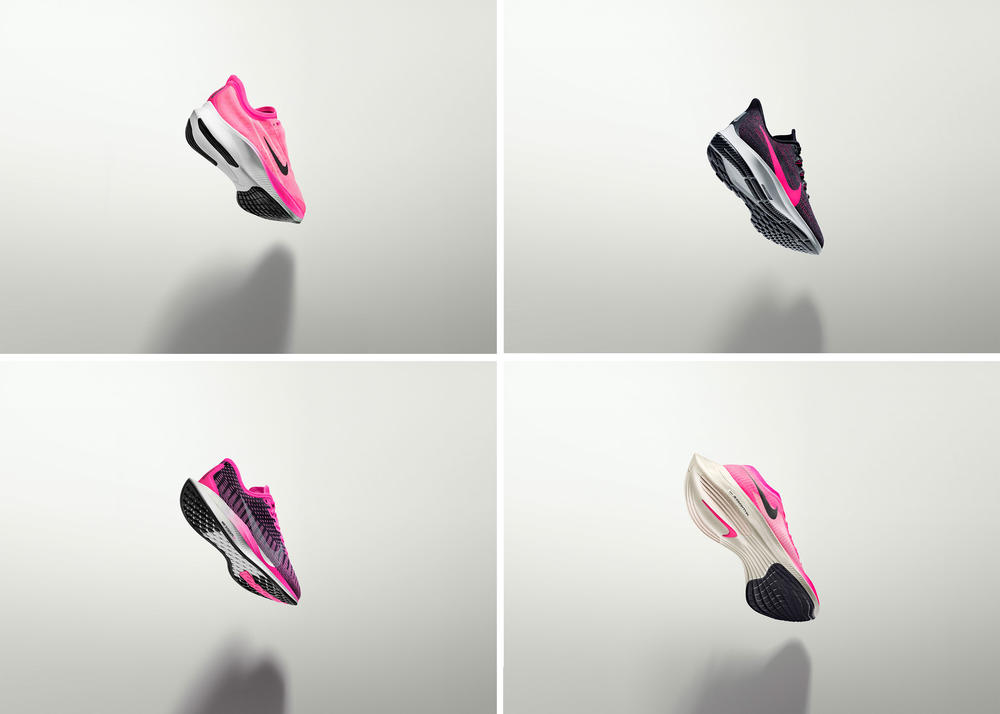 Speed Up with the Nike Zoom Series
