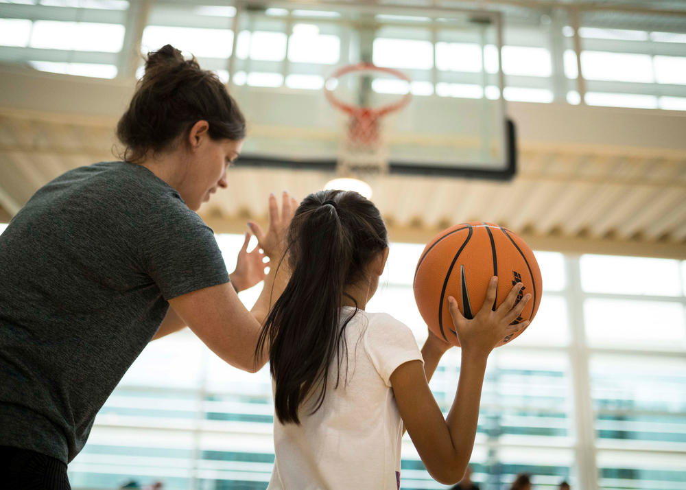 How Nike's New Coaching Course Helps Keep Girls Playing