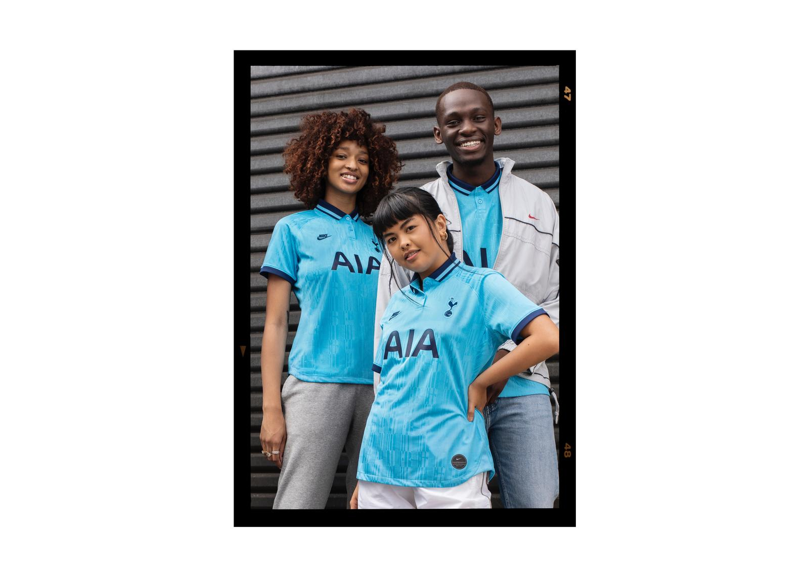 Tottenham Third Kit 2019-20 3