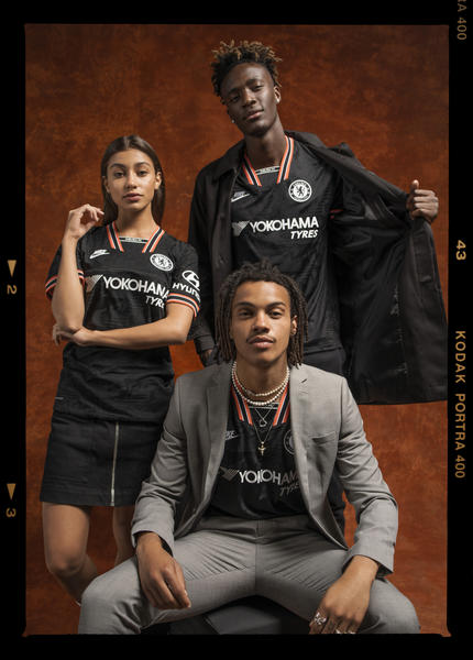 Chelsea Third Kit 2019-20 5