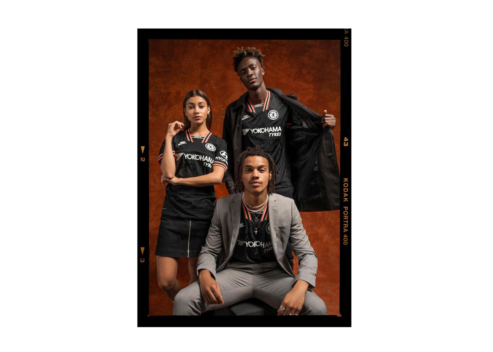 Chelsea Third Kit 2019-20 0