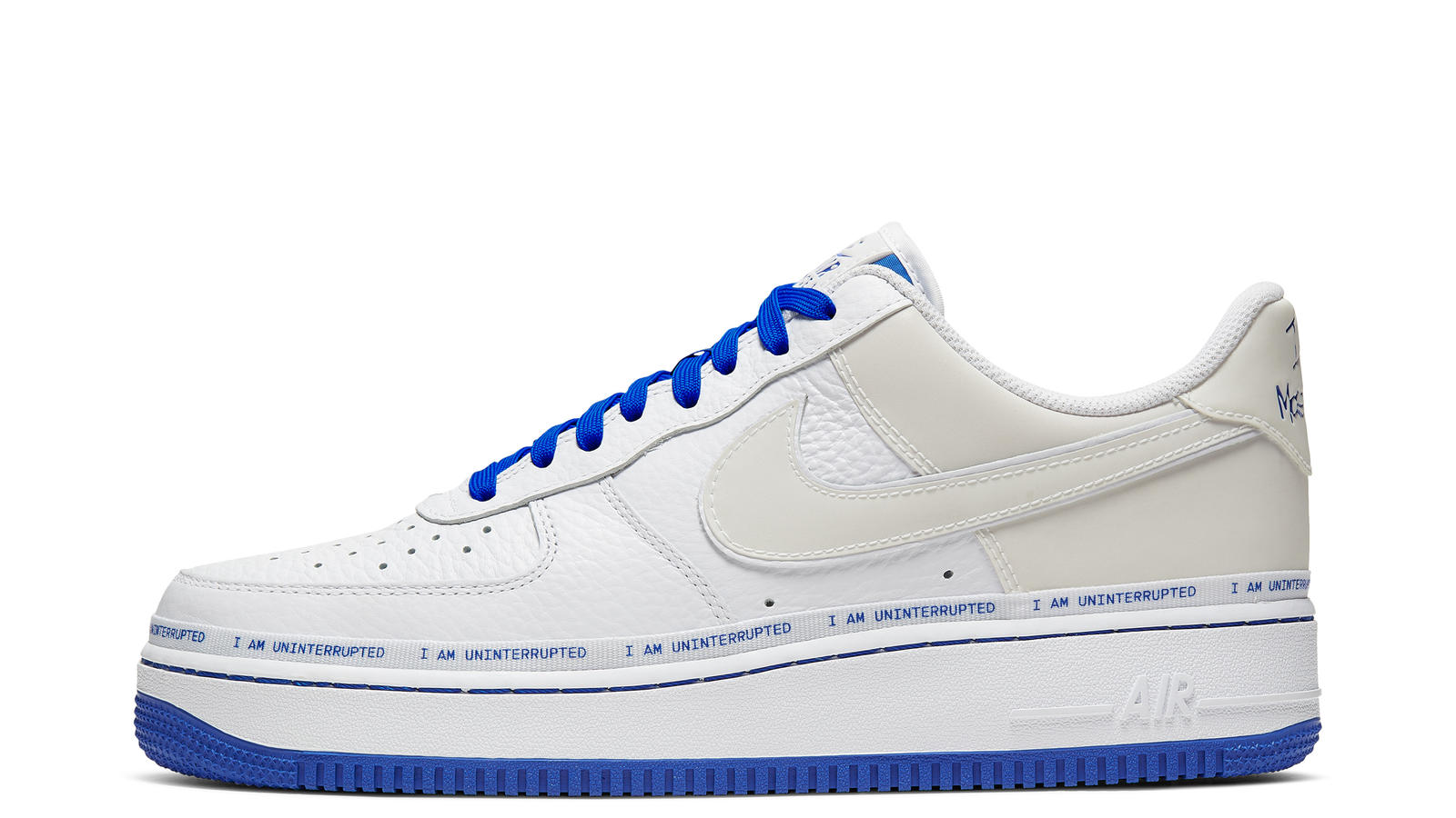 nike air force 1 low blu