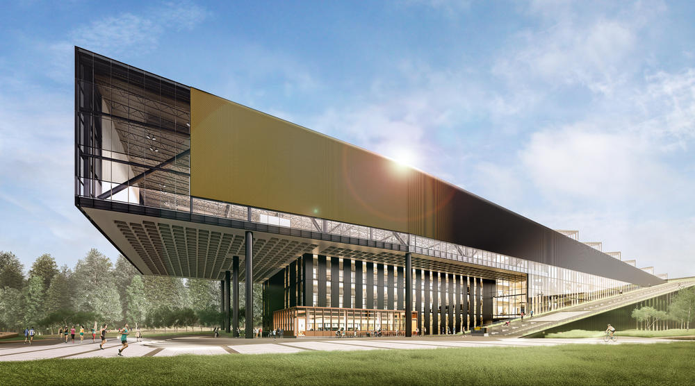 Nike Honors LeBron James with Naming of New Advanced Innovation Building