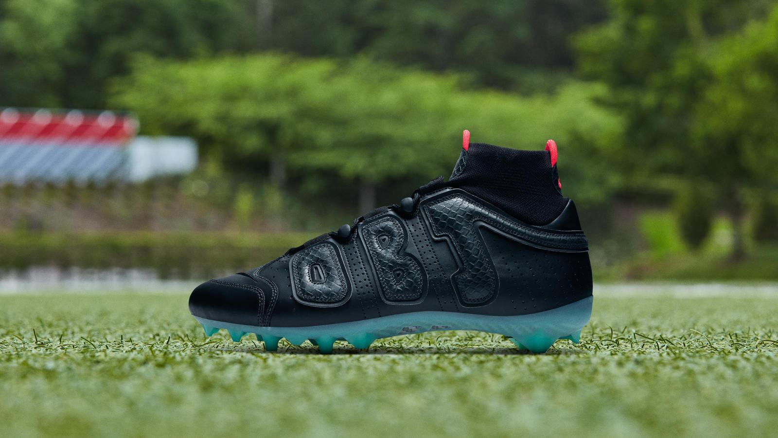 Nike Odell Beckham Jr. Pregame Cleats 2019-20 Season 0
