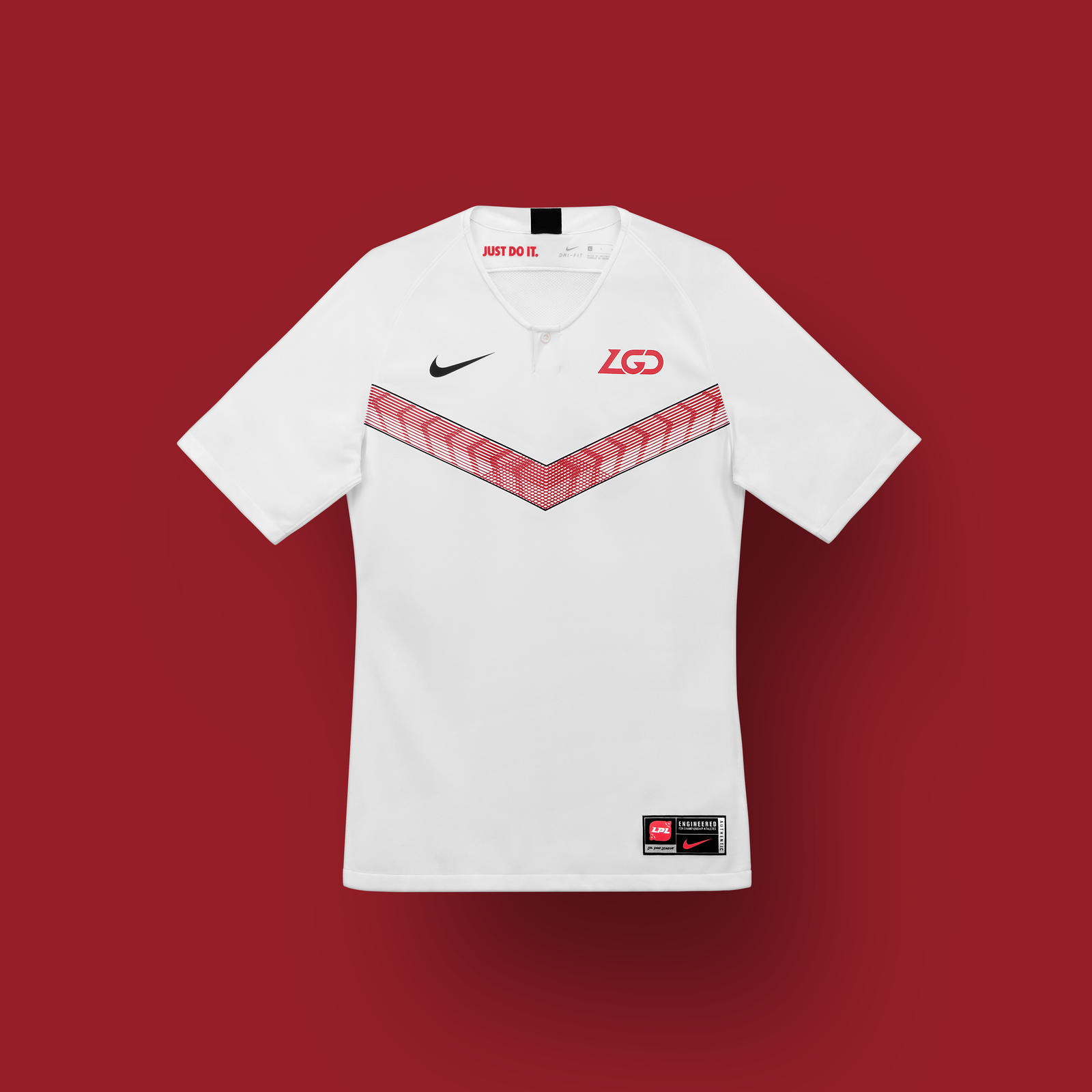 Nike League of Legends Pro League Team Kits 2019-20 Official Images 38