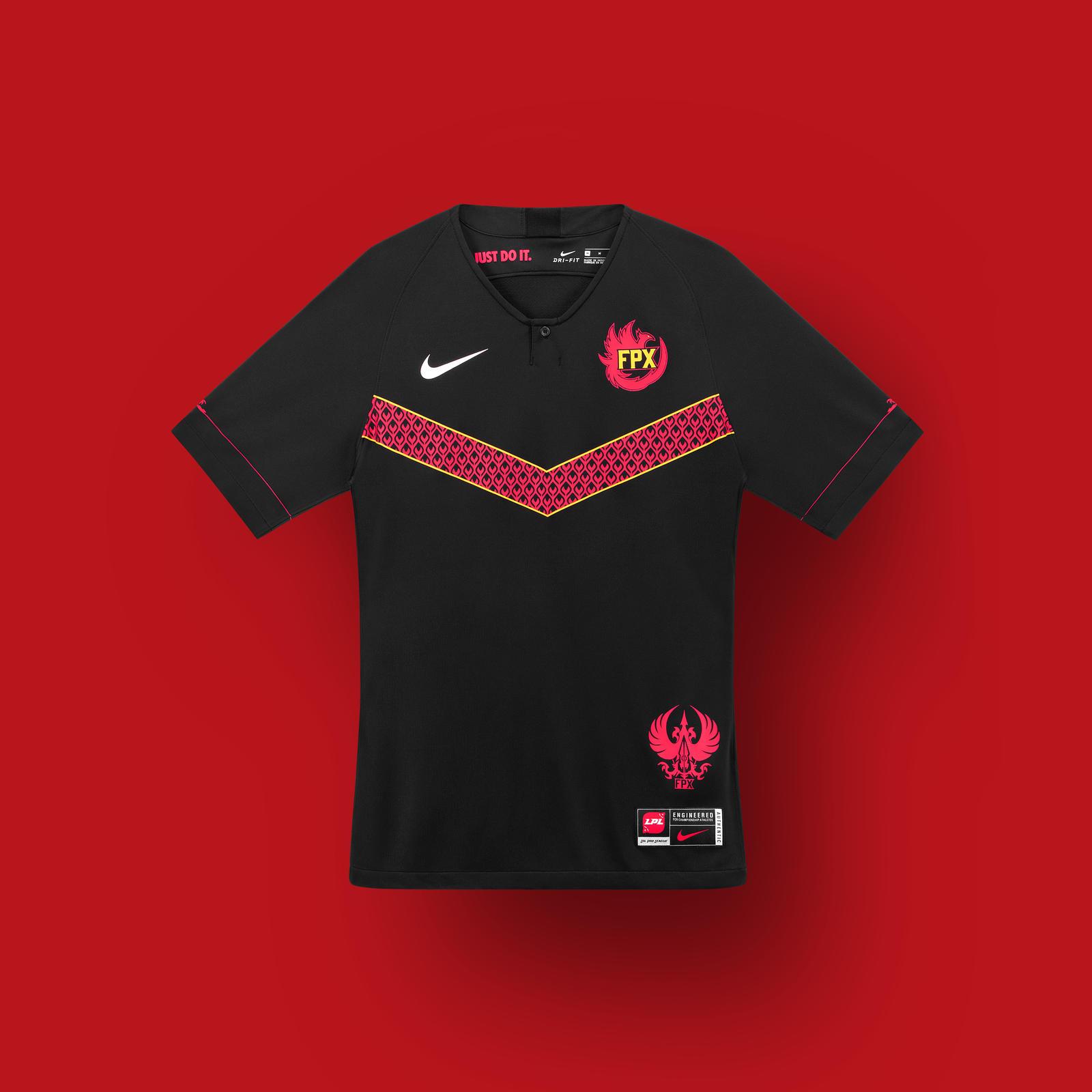 Nike League of Legends Pro League Team Kits 2019 20 Official