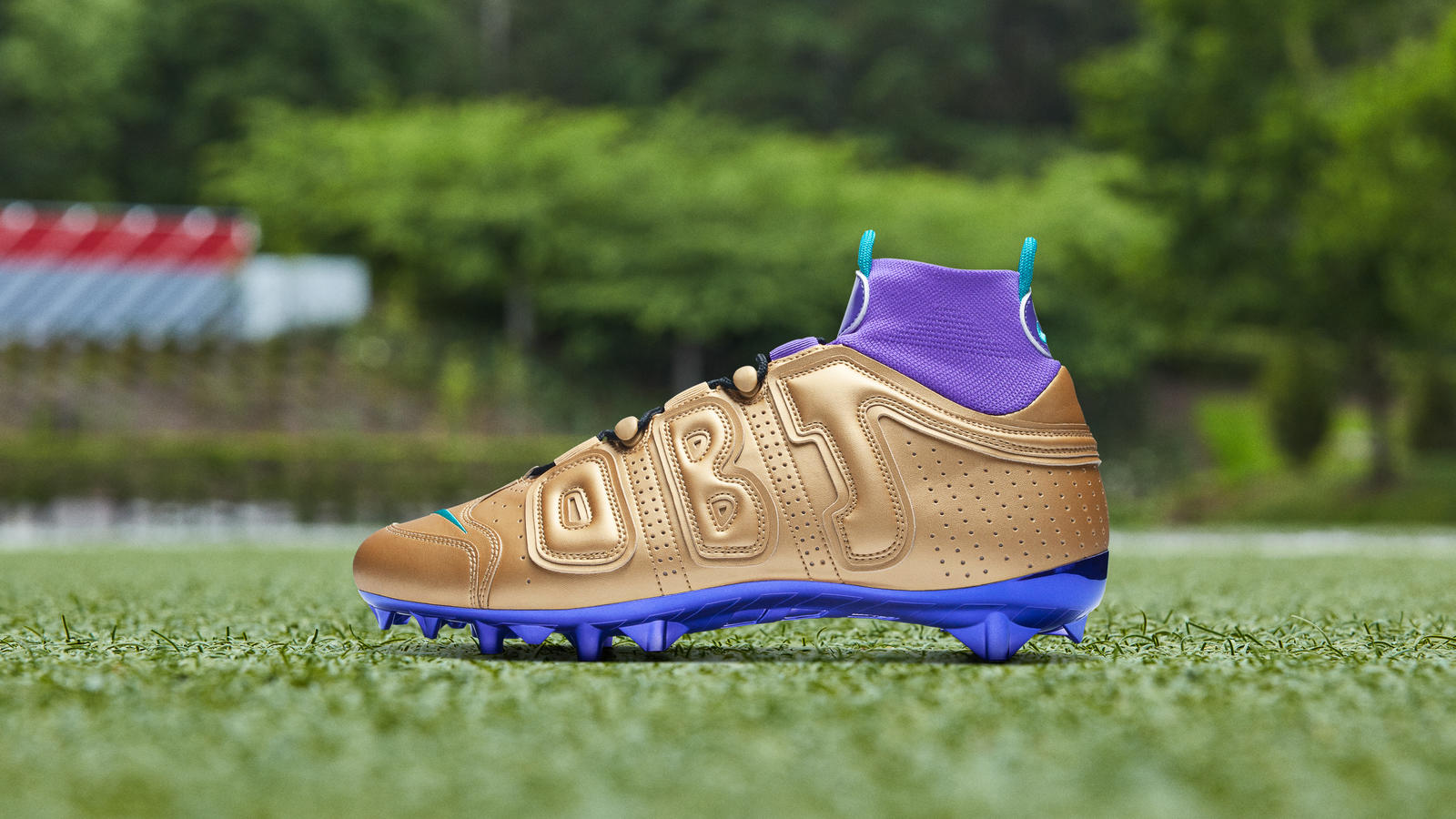 Nike Odell Beckham Jr. Pregame Cleats