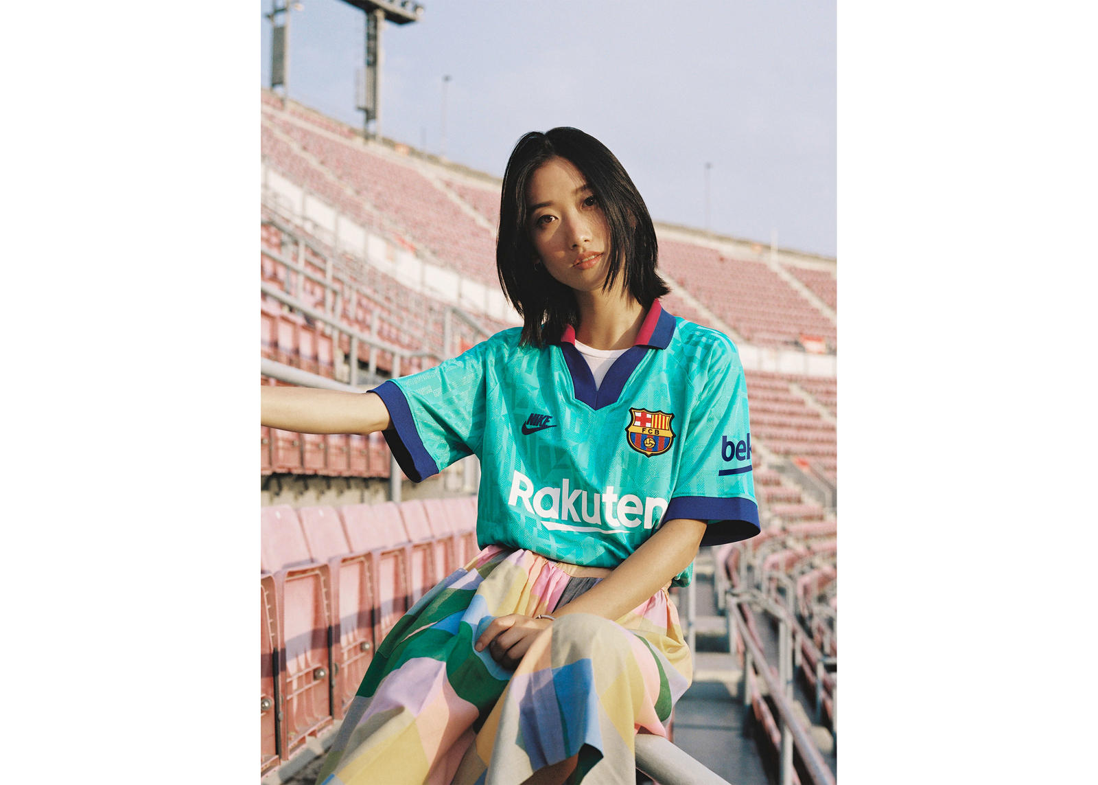 FC Barcelona 2019-20 Third Kit 0