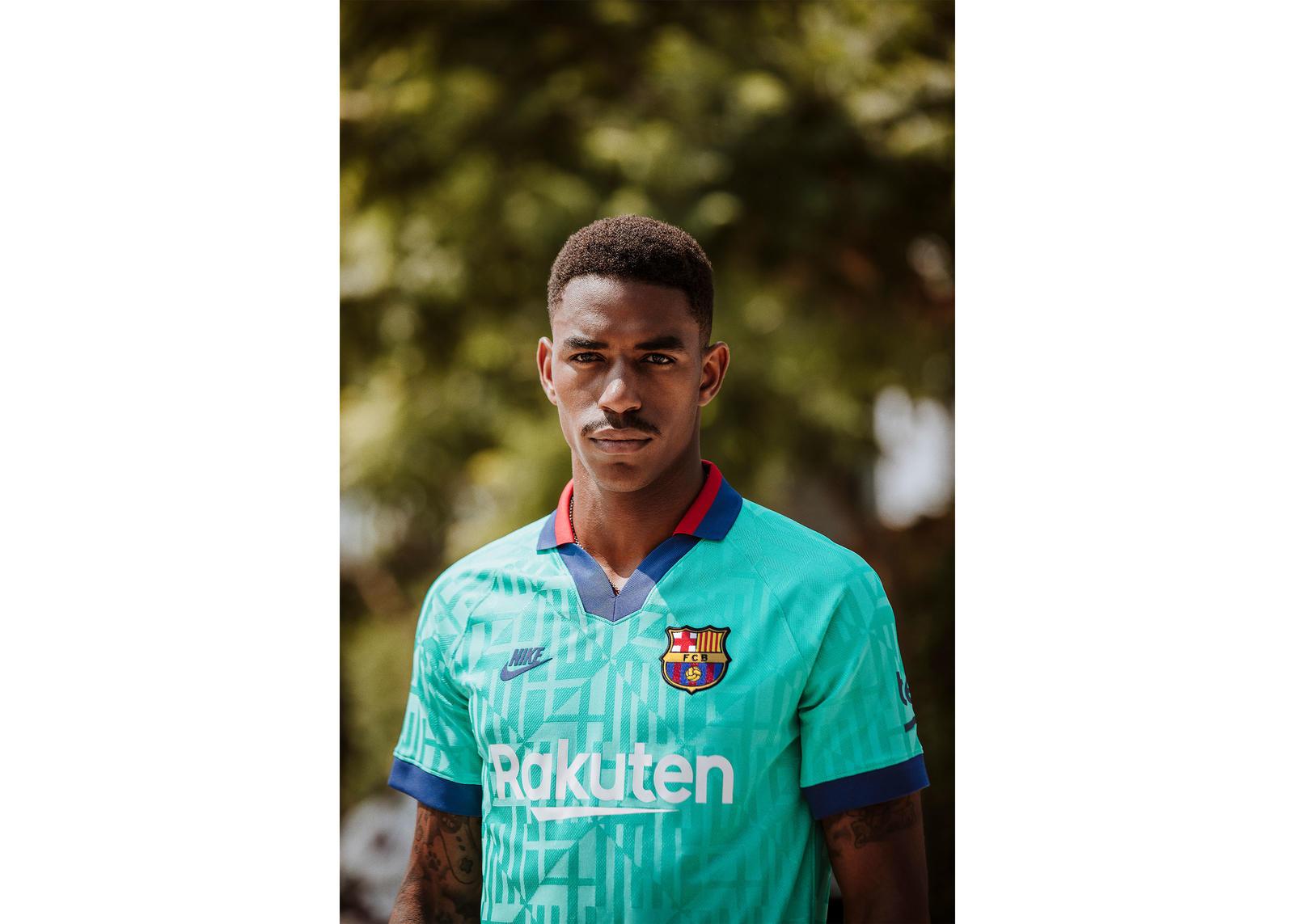 FC Barcelona 2019-20 Third Kit - Nike News