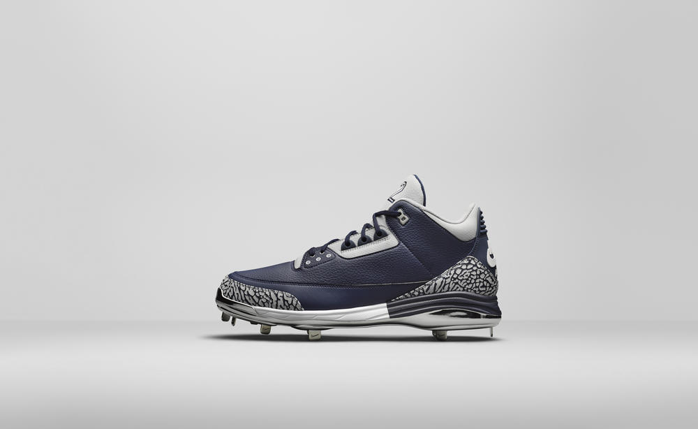 Count down CC Sabathia's Final Jordan Brand PE Cleats for the 2019 Season