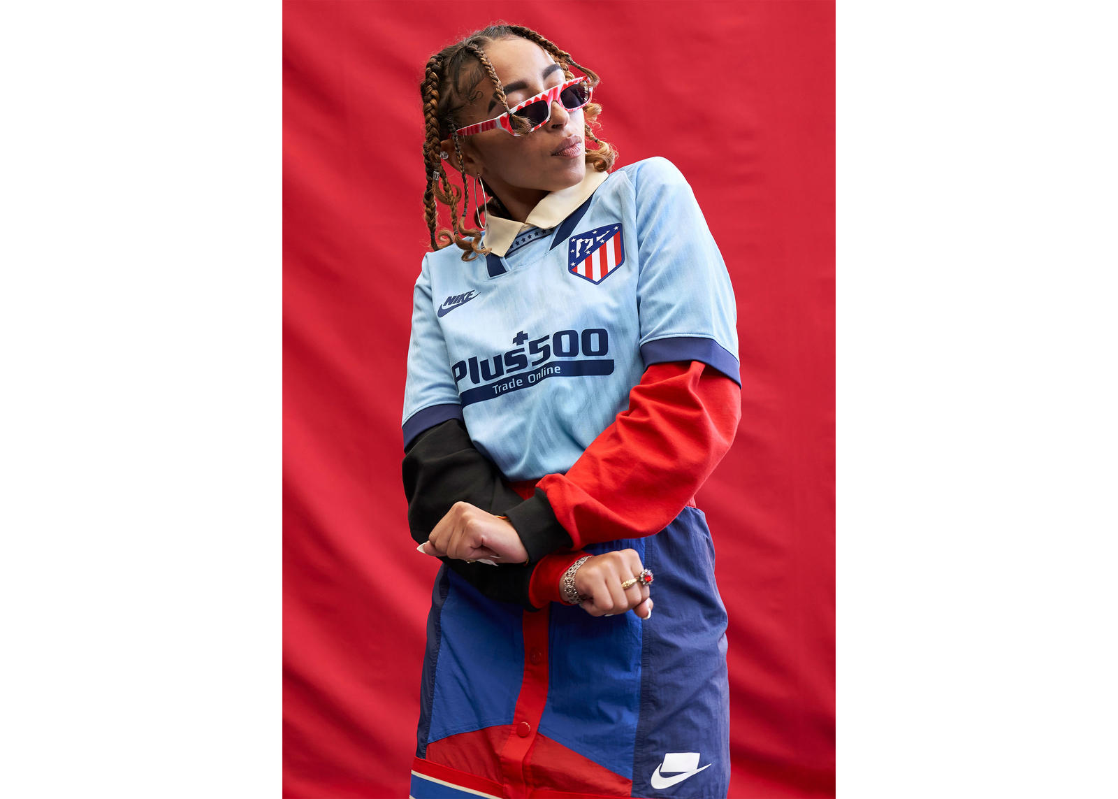Atletico de Madrid Third Kit 2019-20 0