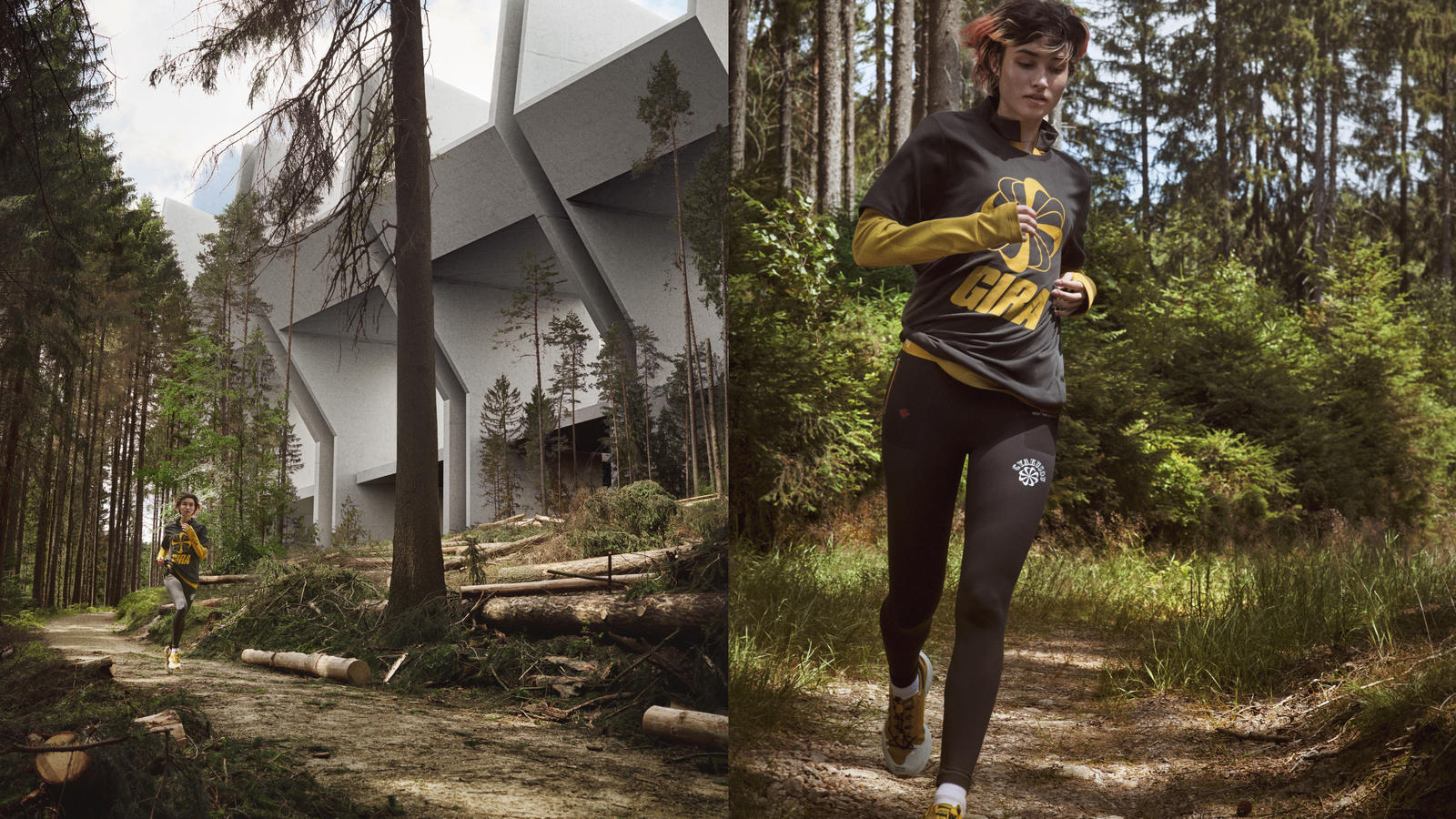 Fall 2019 GYAKUSOU Peg Trail and Apparel 5