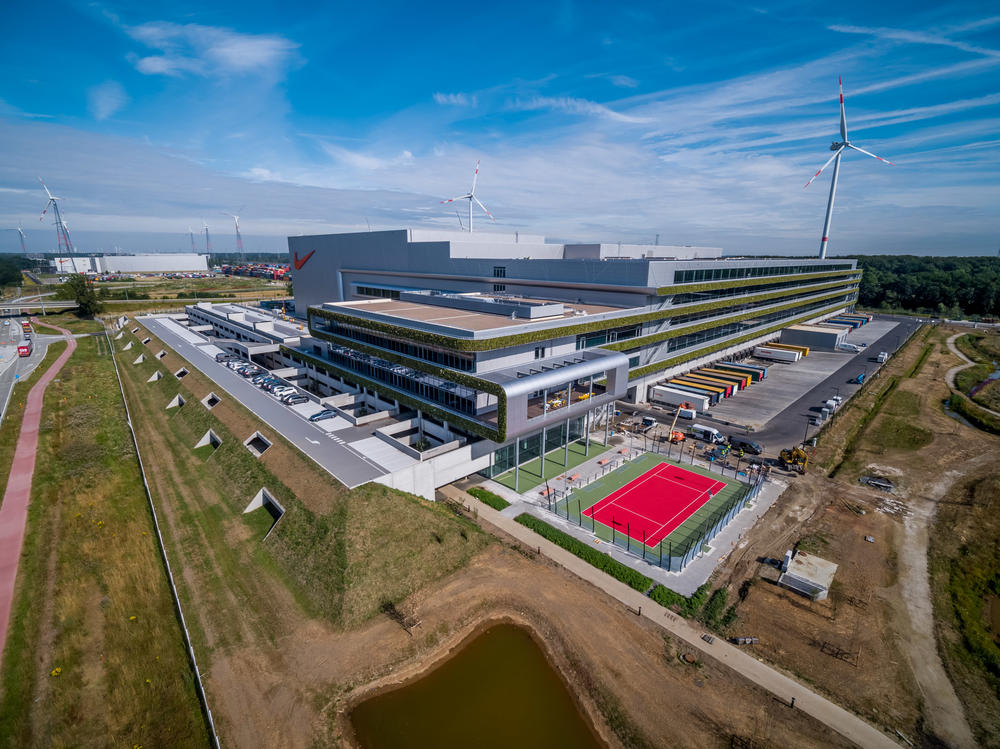 Renewable Energy Powers Expansion of European Logistics Campus