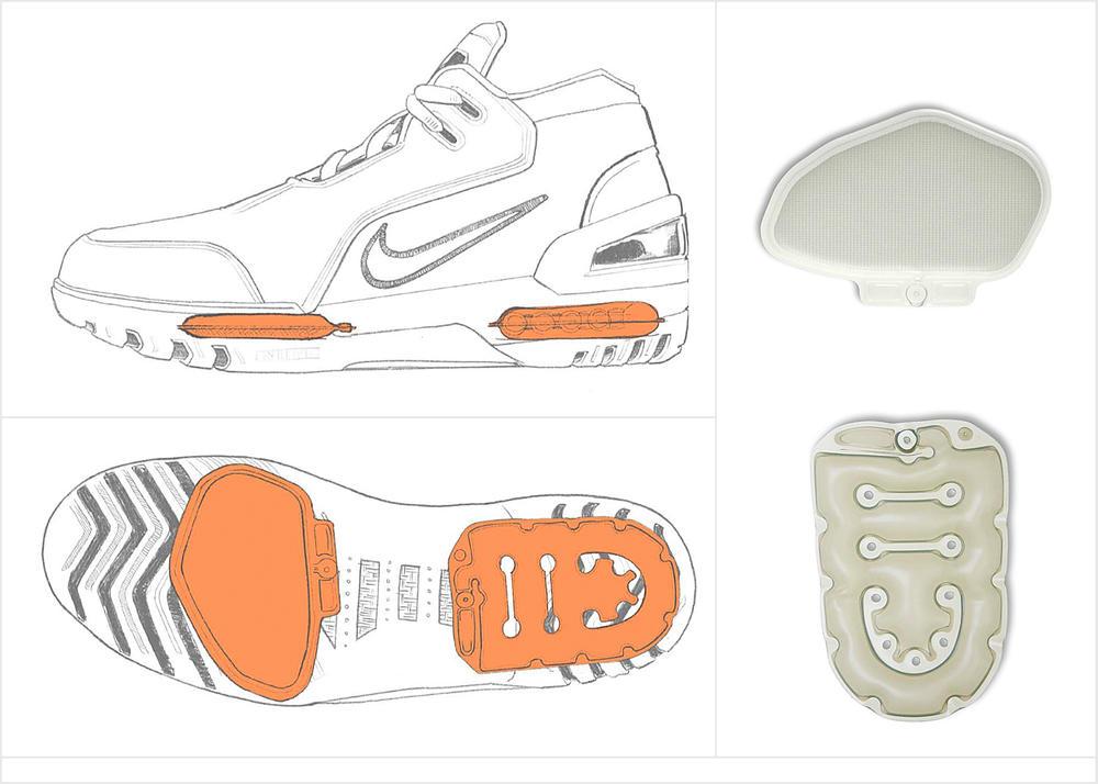 LeBron James Signature Shoe Evolution  0