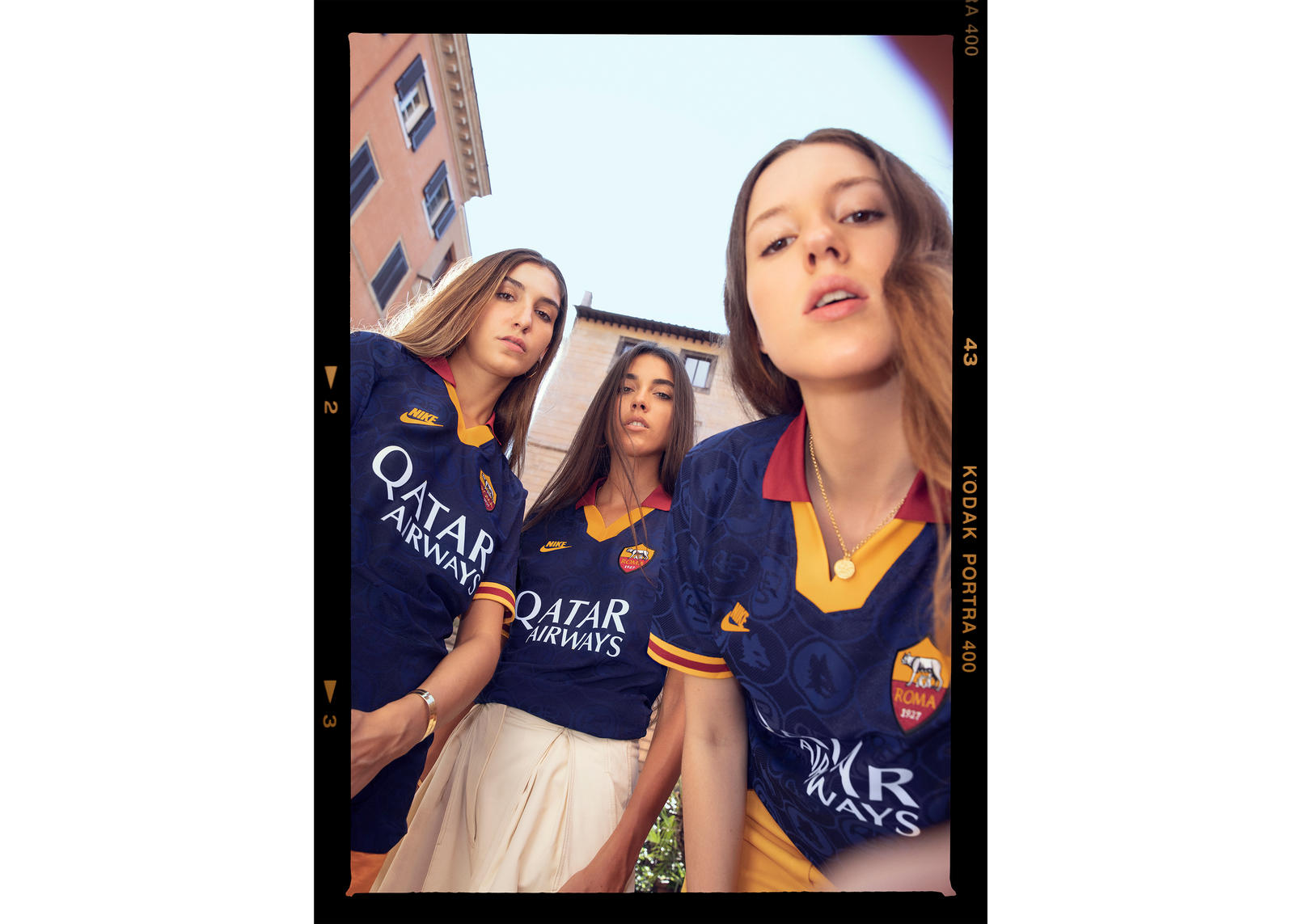 AS Roma 2019-20 Third Kit 1