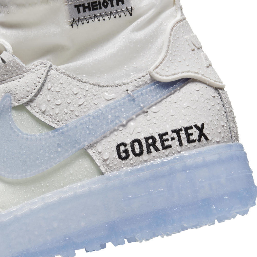 Gore-Tex Membranes, NBA Vibes and More Highlight the Latest Air Force 1 Styles