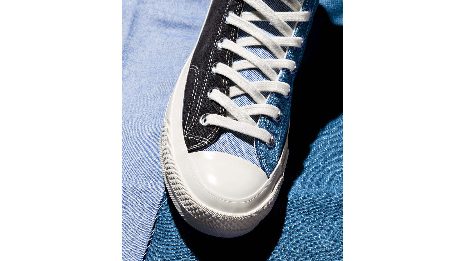 Converse Renew Denim Tri Panel Chuck 70