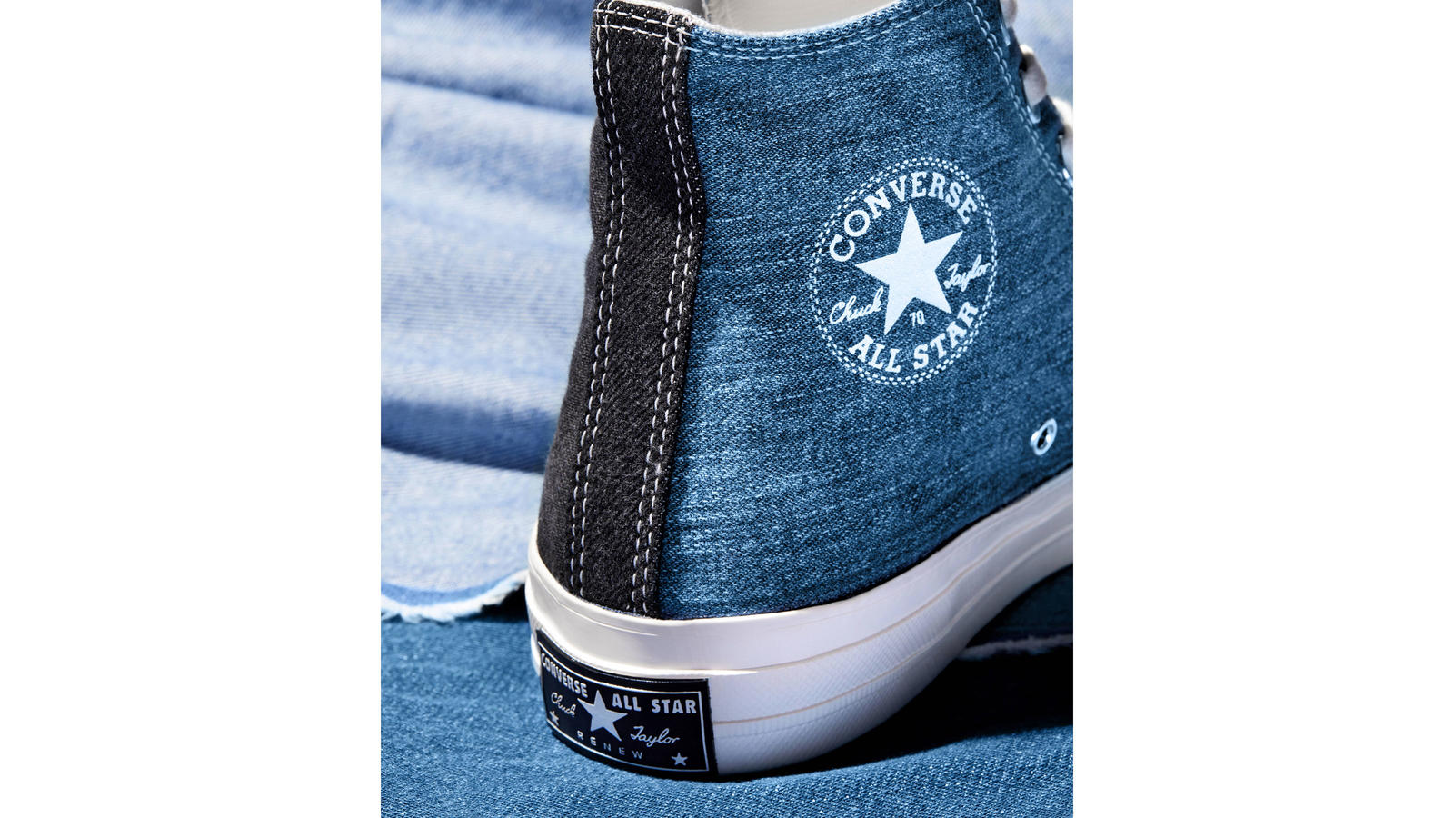 Converse Renew Denim Tri Panel Chuck 70 Nike News