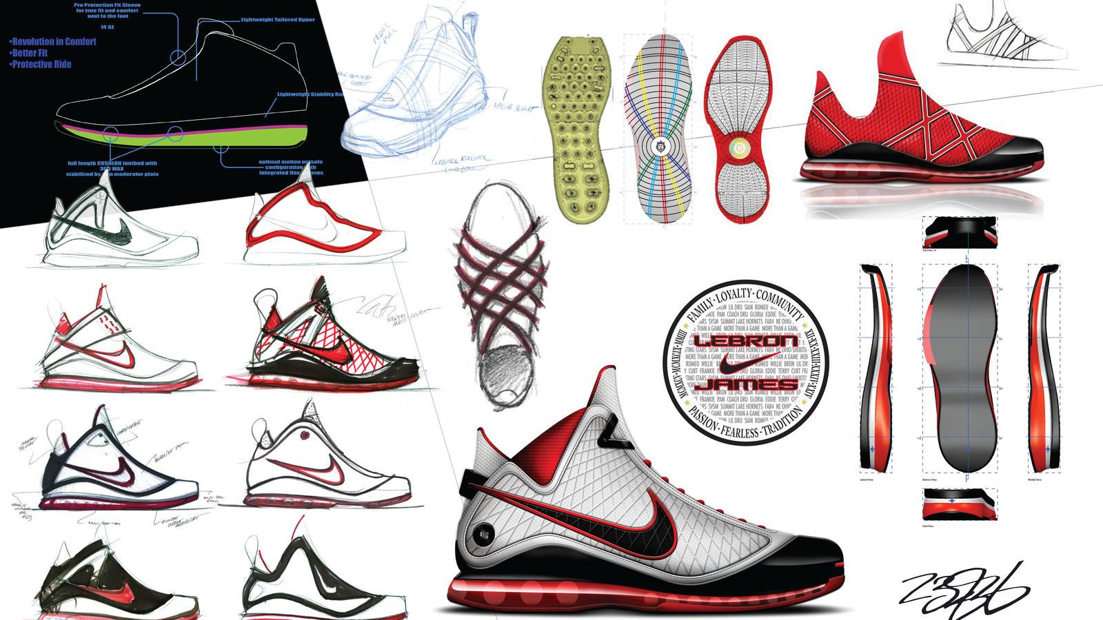 Air Max LEBRON 7 History - Nike News