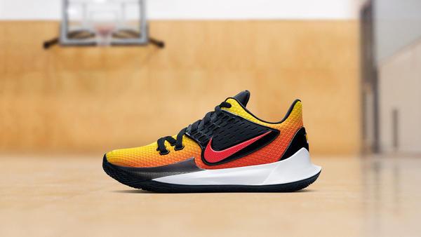 Nike Kyrie Low 2 Team Orange Official