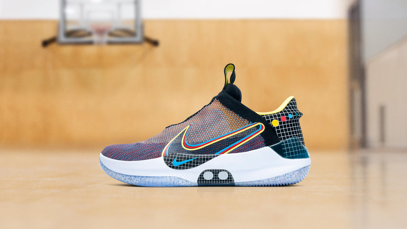 Nike Adapt BB Multicolor Official