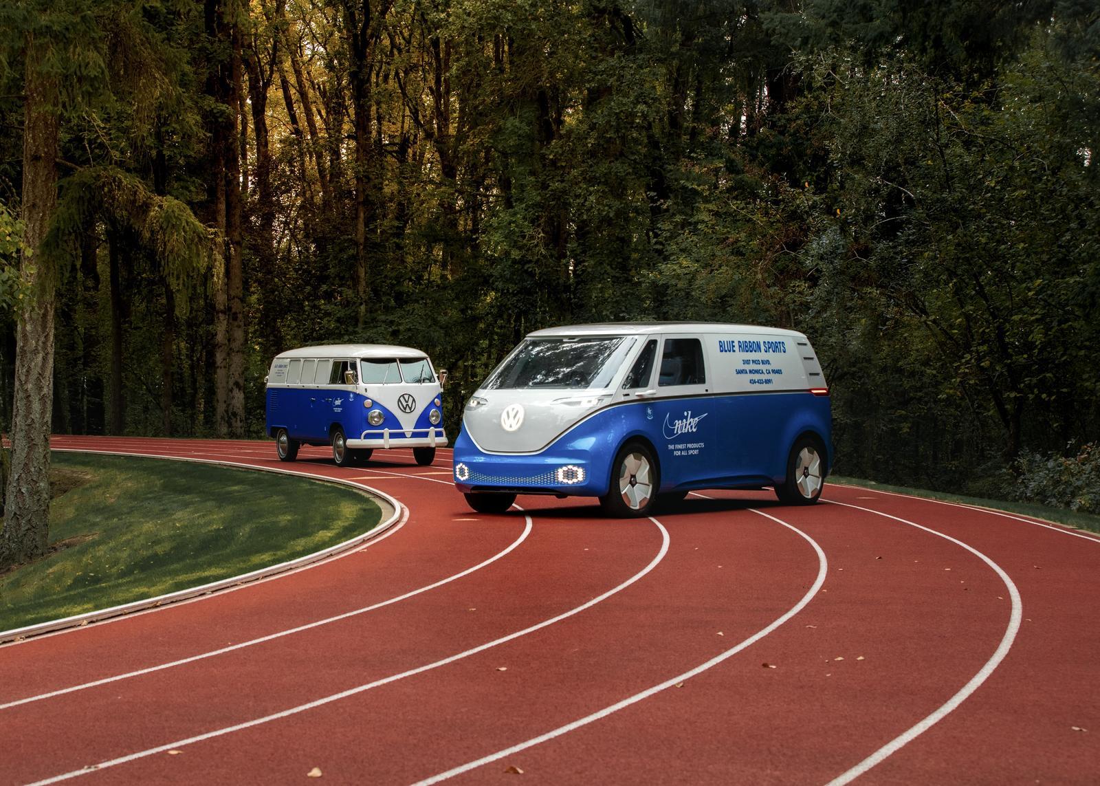 Nike Blue Ribbon Sports Volkswagen ID