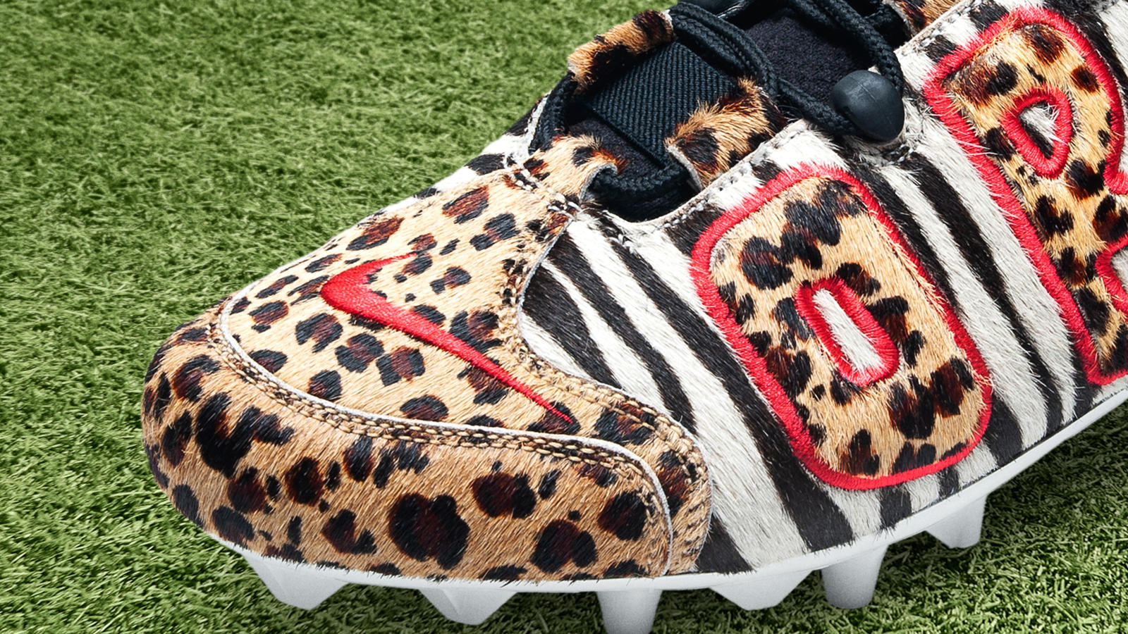 Odell Beckham Jr - Atmos - Air Max 1 Supreme Animal Pack 3