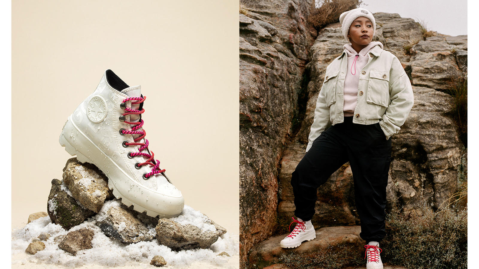 Chuck Taylor Lugged_White - Converse Mountain Club 2019 Collection