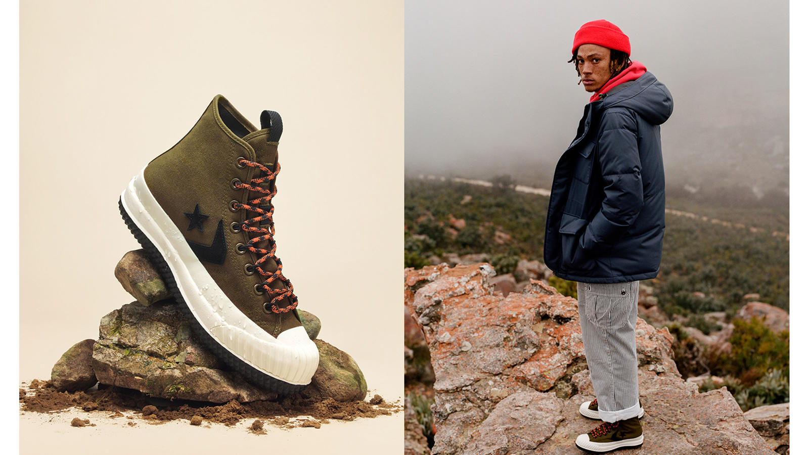Bosey MC - Converse Mountain Club 2019 Collection