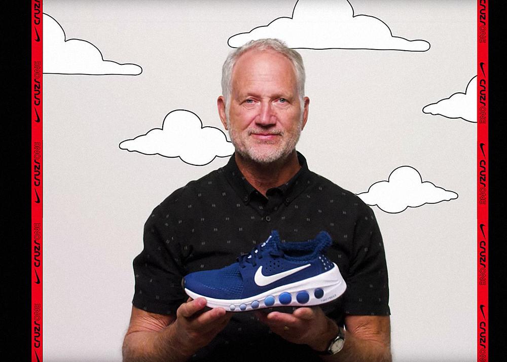 Nike News Tinker Hatfield News