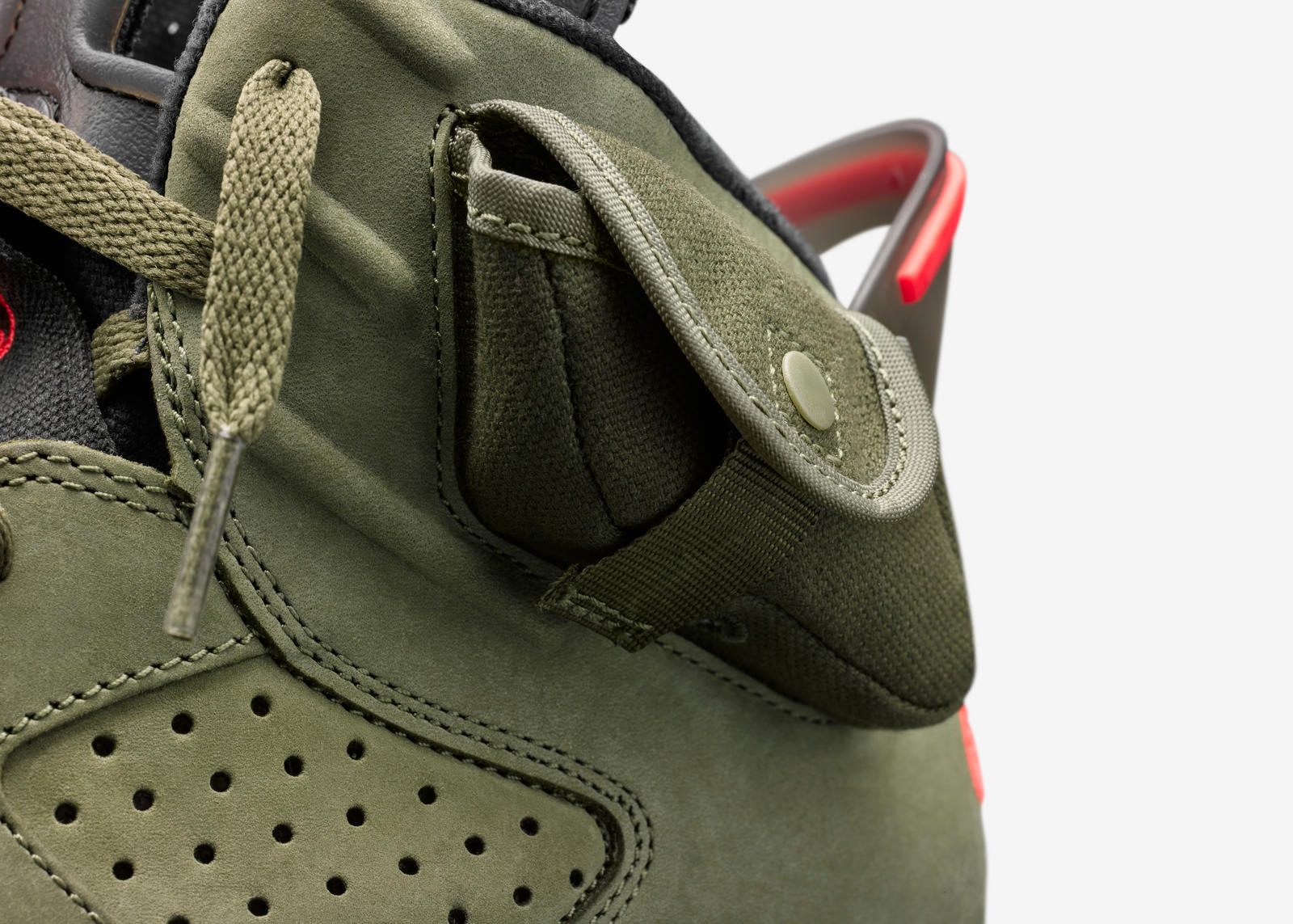 Jordan Brand Travis Scott Air Jordan 6 Collection Release
