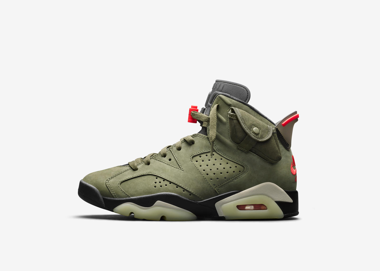 online shop good texture best wholesaler Jordan Brand Travis Scott Air Jordan 6 Collection Release ...