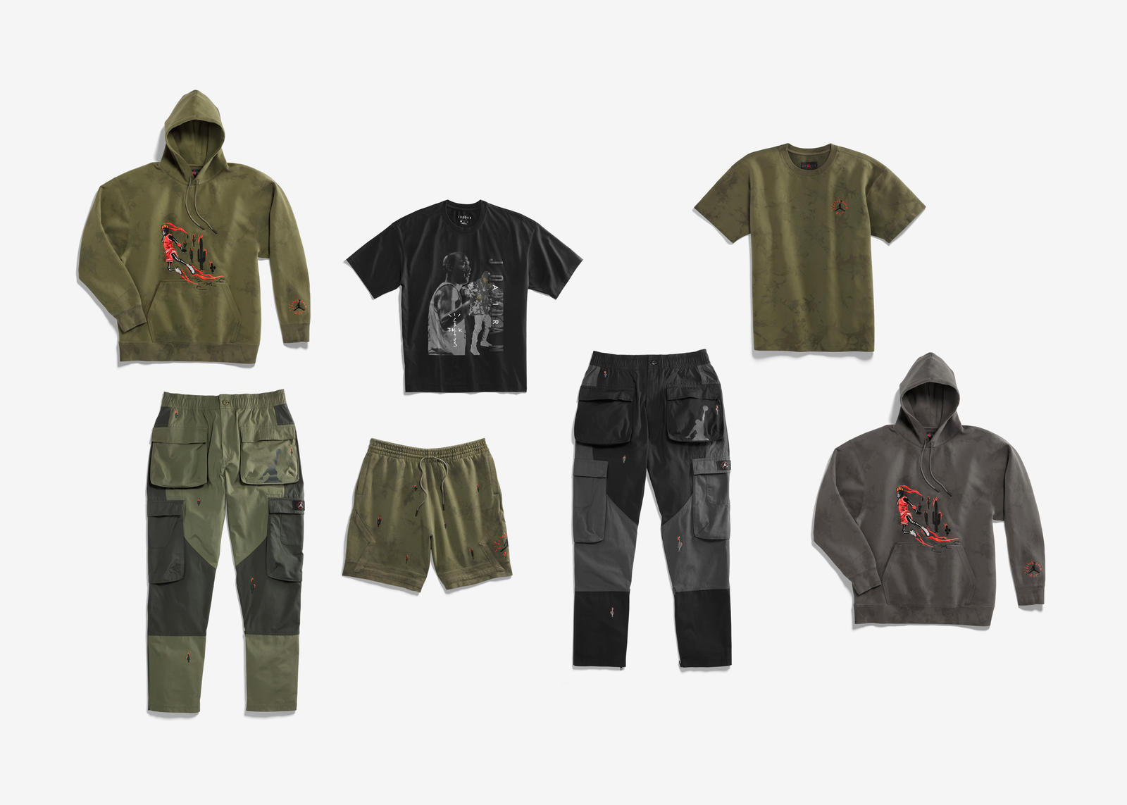 Jordan Brand Travis Scott Collection 7