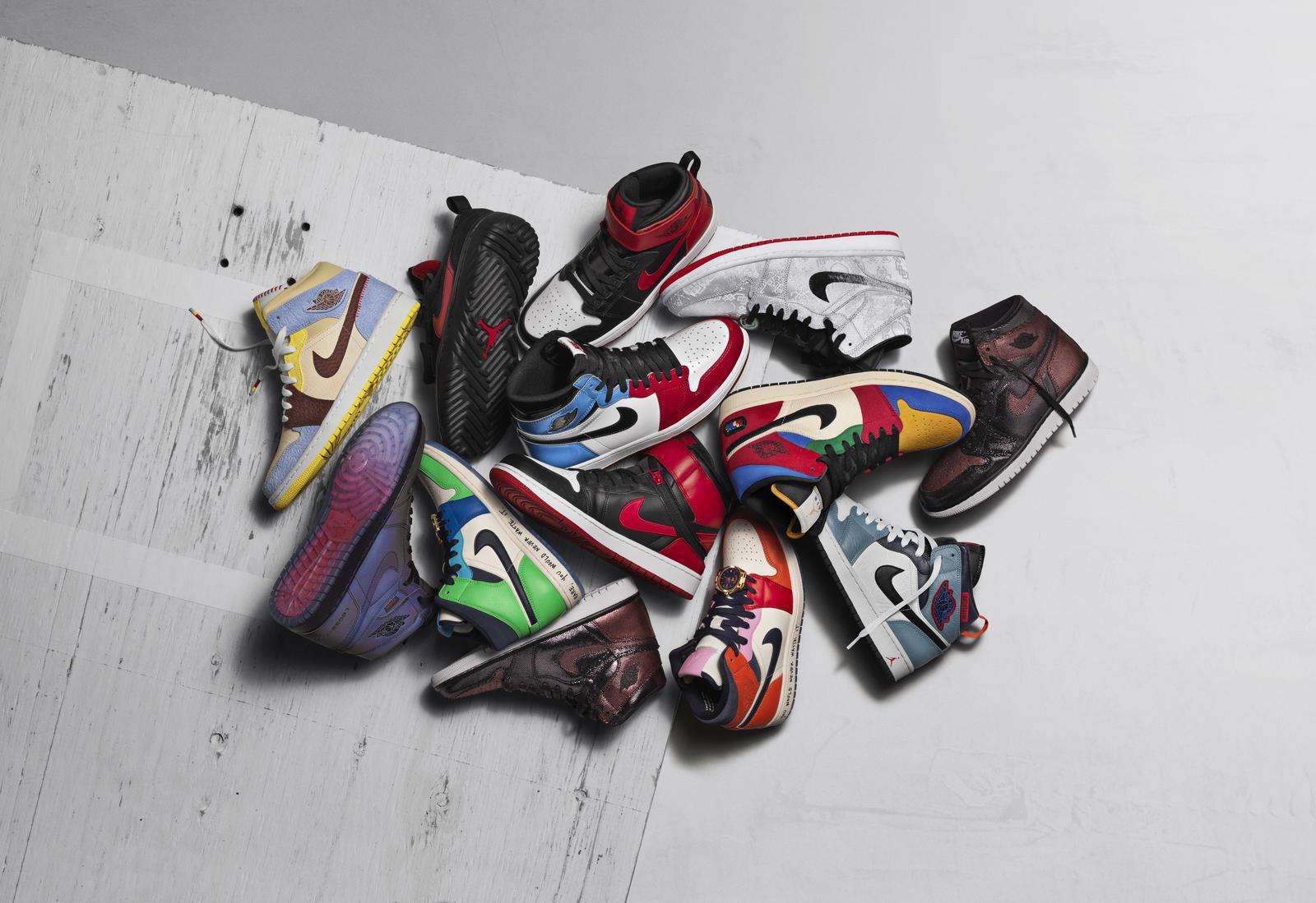Jordan Brand Fearless Ones Air Jordan I
