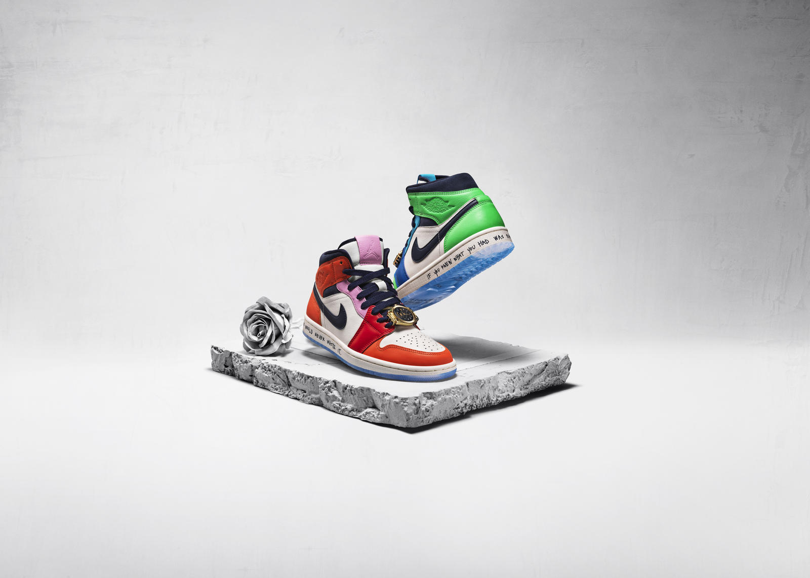 Jordan Brand Fearless Ones Air Jordan I Collection 31