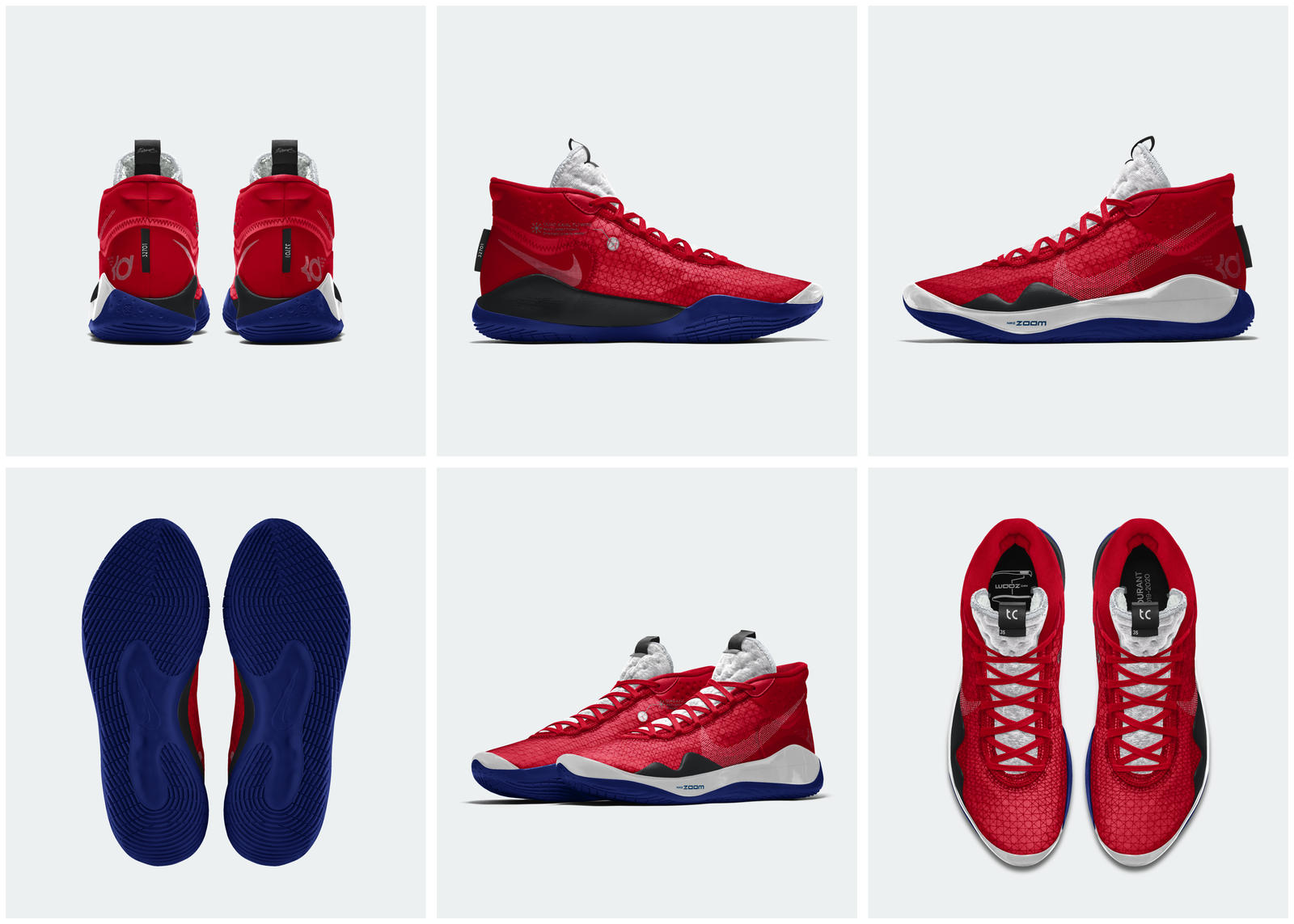 NBA Opening Week Footwear 2019-20 1