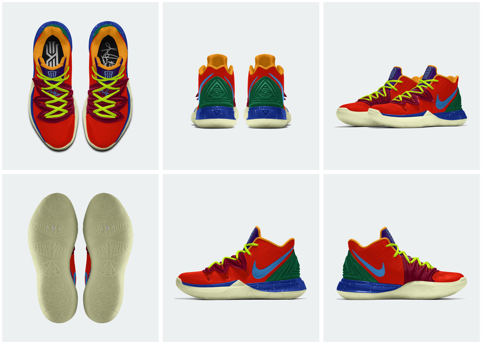 NBA Opening Week Footwear 2019-20 4