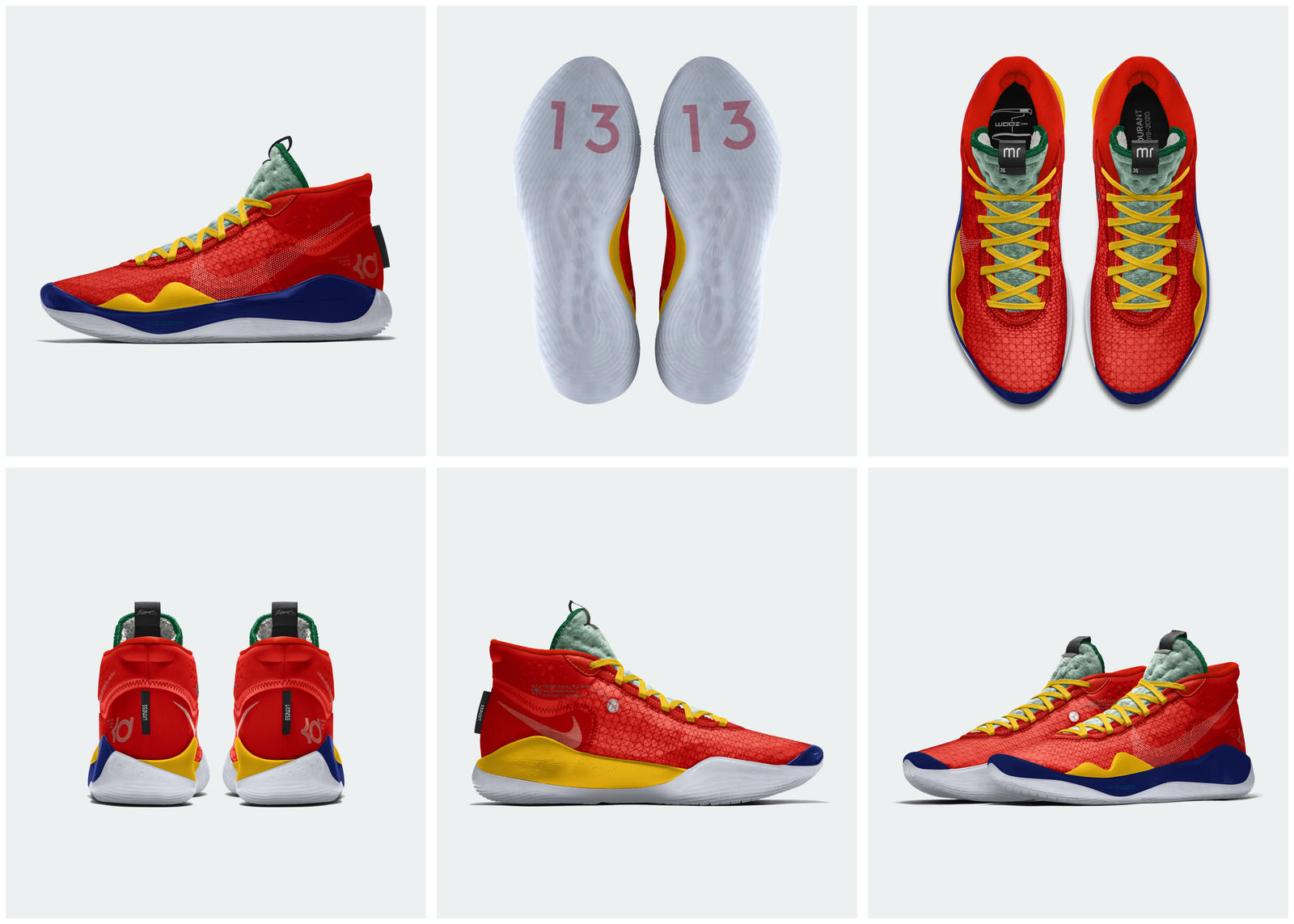 NBA Opening Week Footwear 2019-20 13