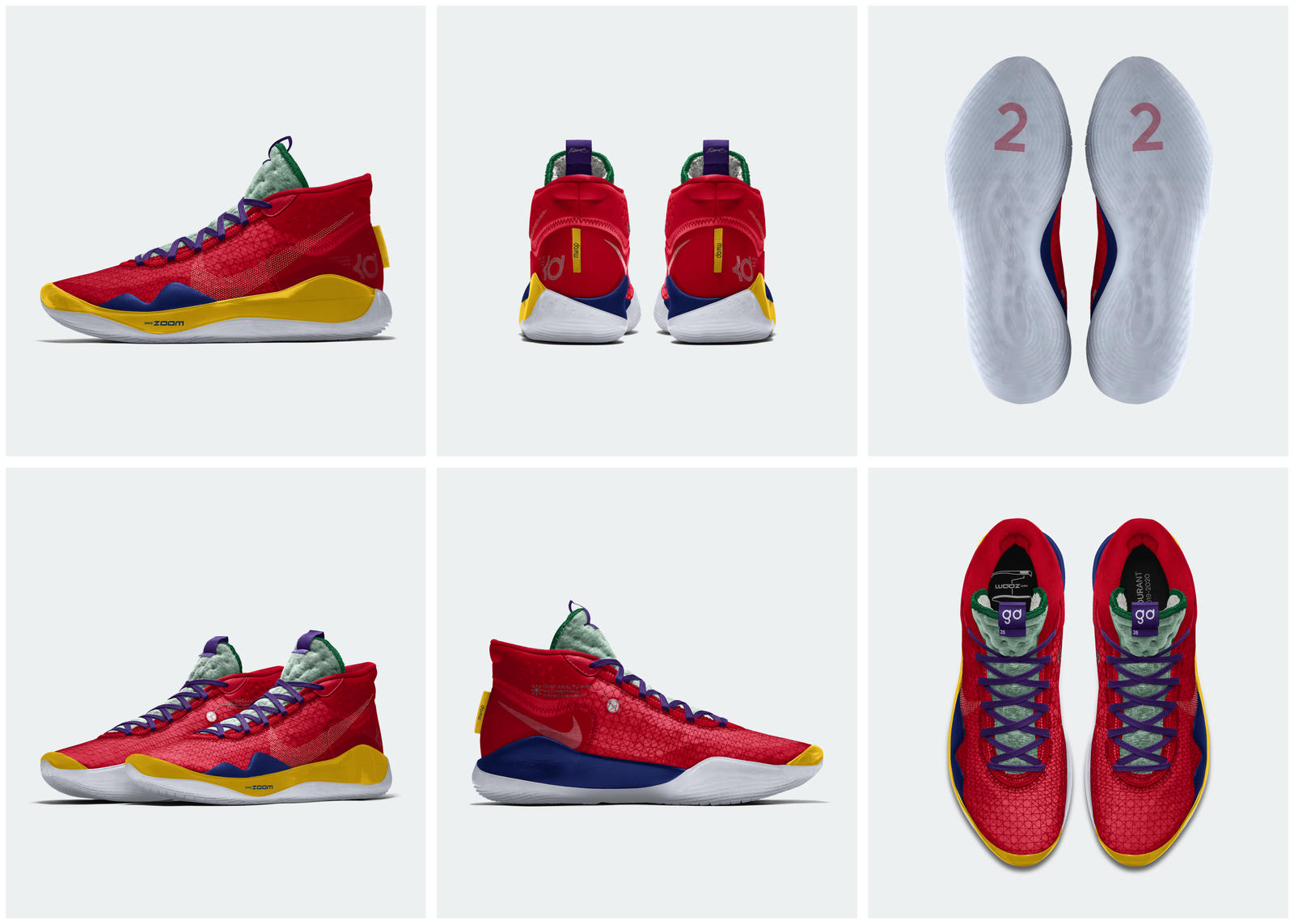 NBA Opening Week Footwear 2019-20 15